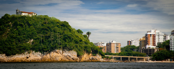 Island of Boa Viagem in the city of Niteroi