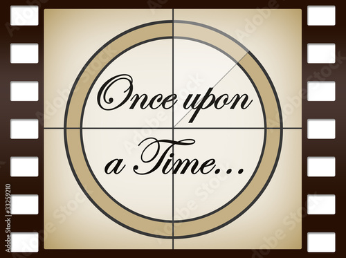 """Once Upon A Time..."" Filmstrip"