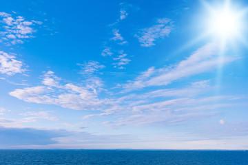 Sea Daylight Water