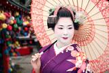 Maiko's parasol