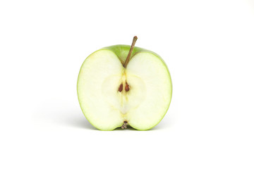 Green Apple Slice