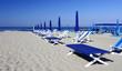 Strandperspektiven - Toskana-Forte dei MArmi