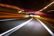imagen abstracta de carretera