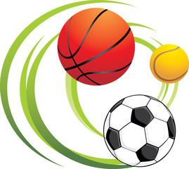 Sporting balls