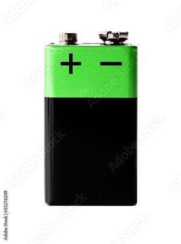 green battery - 33276209