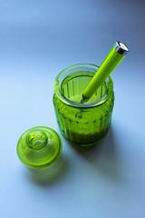 Açucareiro verde