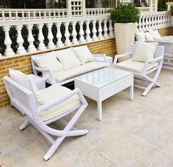 Patio furniture outdoor