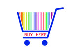 Buy here shopping cart