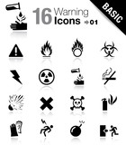 Basic - Warning icons