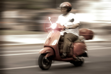 Motoscooter
