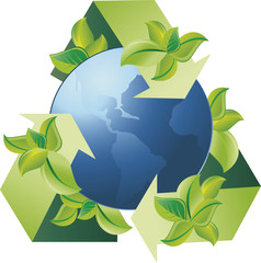 Recicle verde