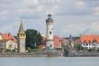 Vorbeifahrt am Lindauer Hafen