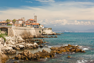 """Antibes on the Cote d""""Azur"""