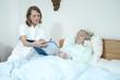 Altenpflege Vertrag
