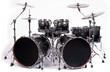 Leinwanddruck Bild - drums kit