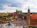 Fototapete Warrant - Polen - Stadt allgemein