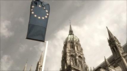 Cathédrale européenne