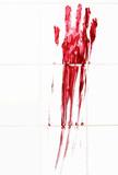 Bloody murder poster