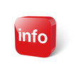 Info 3d Button