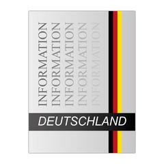 Deutschland Information Mappe
