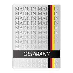 Made In Germany Zertifikat