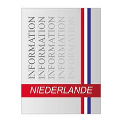 Niederlande Information Mappe