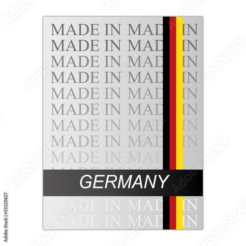 Made In Germany Zertifikat