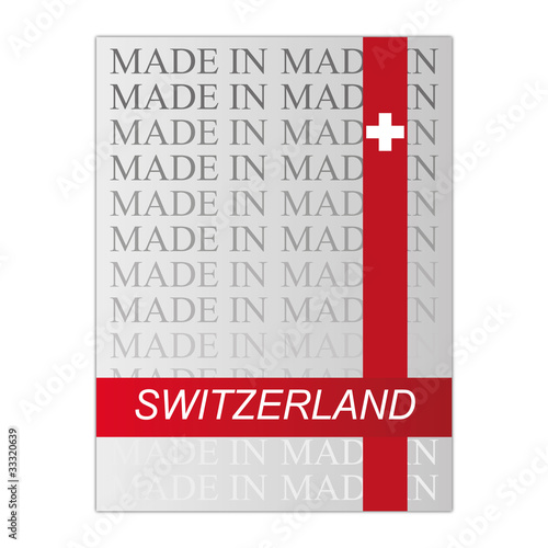 Made In Switzerland Zertifikat
