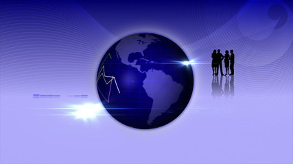 Business World and People - HD1080