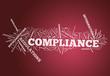 "Word Cloud ""Compliance"""