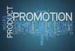 "Word Cloud ""Promotion"""