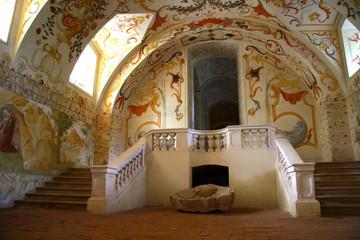 Painting tomb in Altenburg