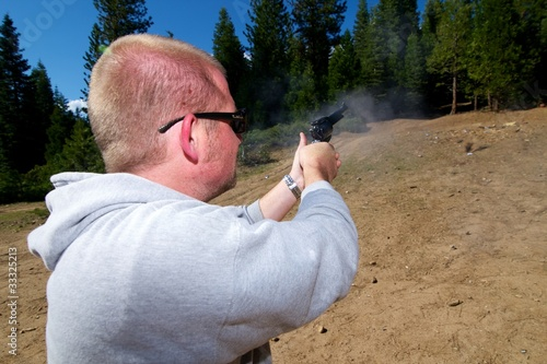 Handgun Shooting