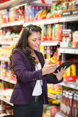 Online Product Comparison in Supermarket