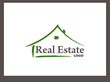 Immobilien Logo - Real Estate - Vector Template No. 7