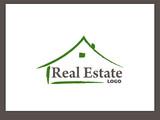 Immobilien Logo - Real Estate - Vector Template No. 7