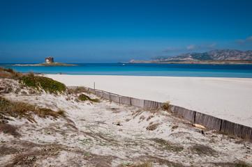 Sardinia, Italy: Stintino, La Pelosa Beach