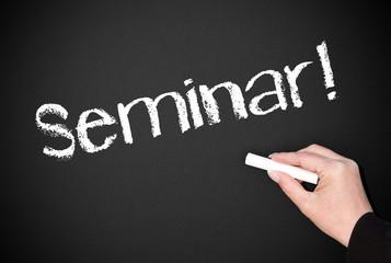 Seminar ! - Business Concept