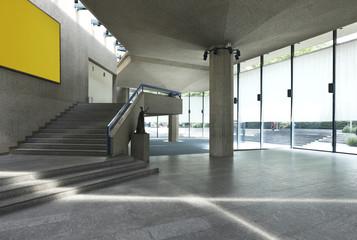 interno palazzo dei congressi lugano