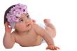 Baby Girl Posing on the floor