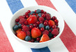 a bowl of ripe and fresh berry fruit