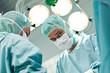 Chirurg im OP
