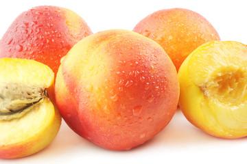 Peaches fresh group