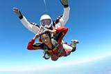 Fototapeta sport - niebezpieczeństwo - Sporty Powietrzne