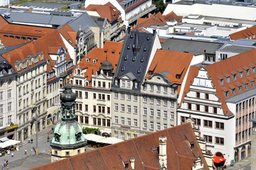 Leipzig Luftbild