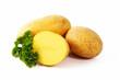Kartoffeln mit Petersilie