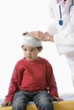 Enfant aux urgences poster