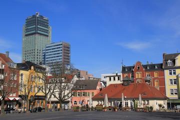 Wilhemsplatz in Offenbach