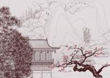 Fototapety Chinese landscape