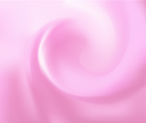 Abstract twirl pink background